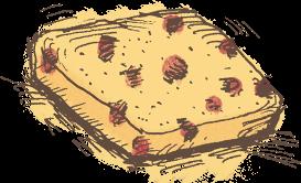小红莓曲奇饼干